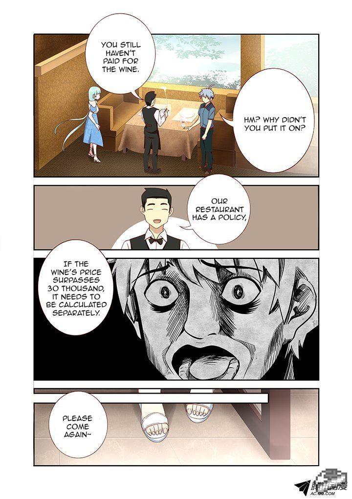Yaoguai Mingdan - Chapter 172