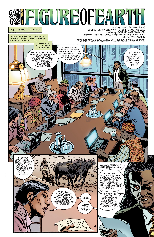 Read online Wonder Woman (1987) comic -  Issue #189 - 5