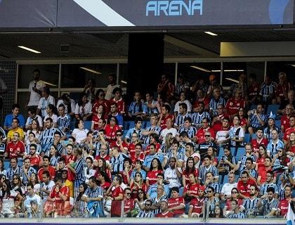 Grêmio x Internacional - Torcida