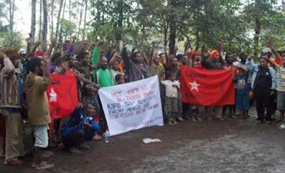 Delapan Tahun KNPB, Sukses Bawa isu Papua hingga ke PBB