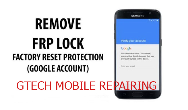 How to Remove FRP in All Samsung Mobile by Adb mode ~ Gtech Mobiles