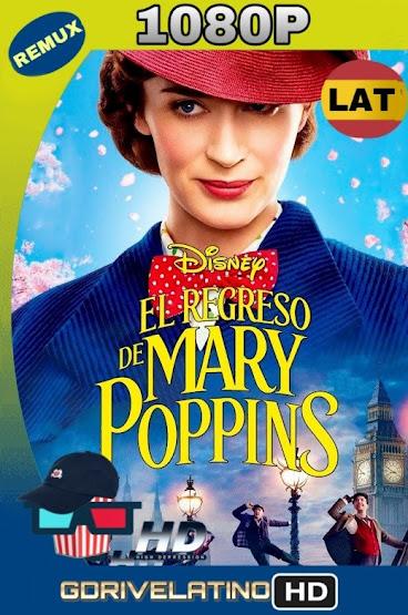 El Regreso de Mary Poppins (2018) BDRemux 1080p Latino-Ingles MKV
