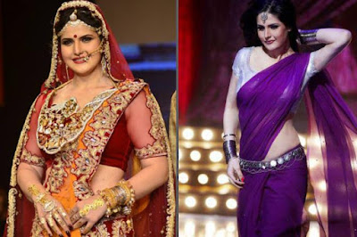 Zarine Khan Weight Loss Pictures Before Diet