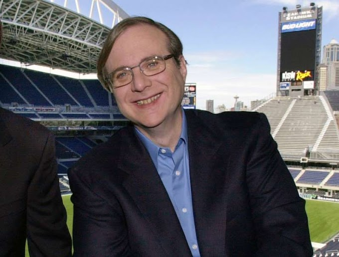 Microsoft co-founder, philanthropist Paul Allen dies at 65