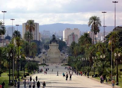 São Paulo - Parque da Independência