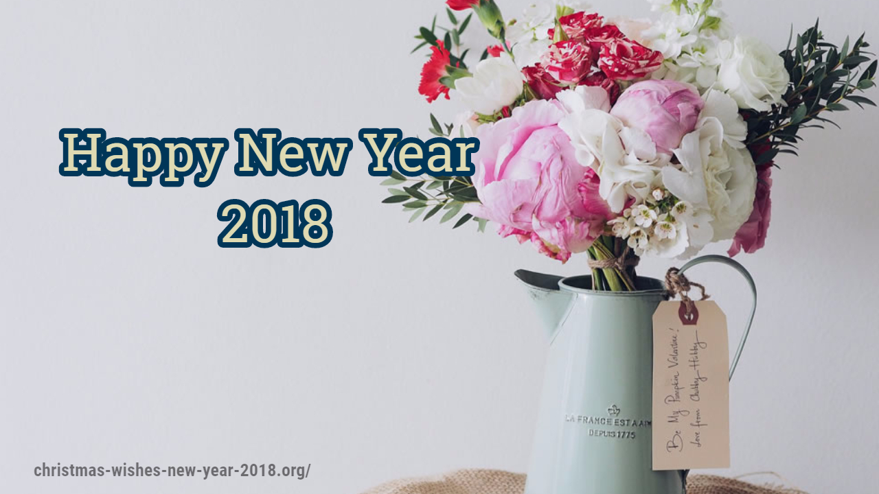 Happy New Year 2018 Poems - Merry Christmas Wishes And Happy New ...