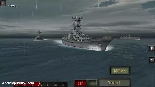 Pacific Fleet Mod Apk