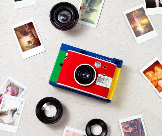 LOMO Instax Murano Camera