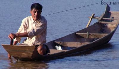boatman occupation