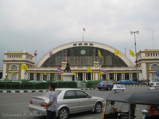 Hotels Near Hua Lamphong Train Station Bangkok