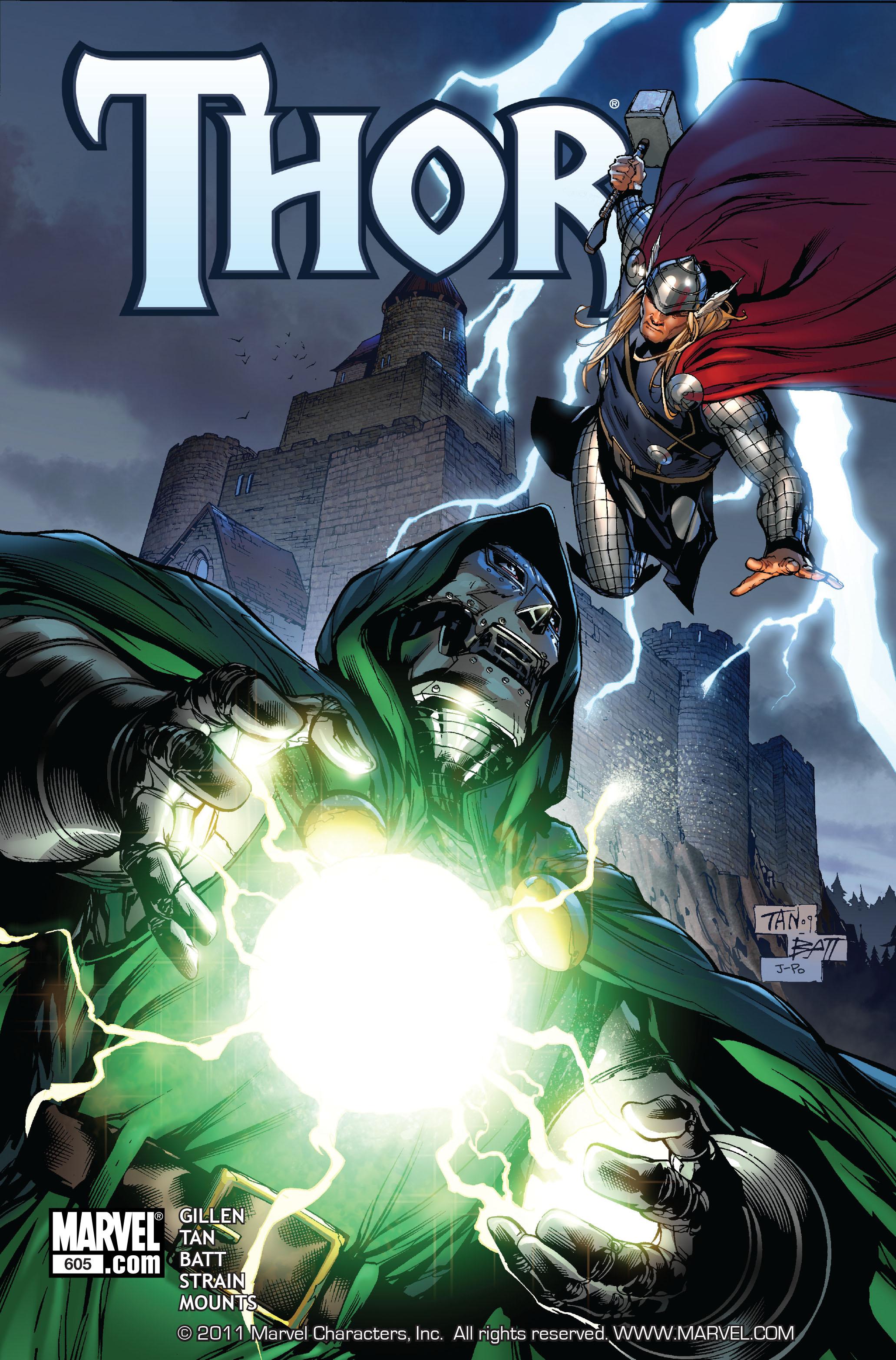 Thor (2007) Issue #605 #18 - English 1