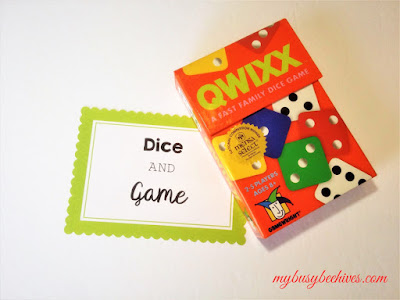 game and dice
