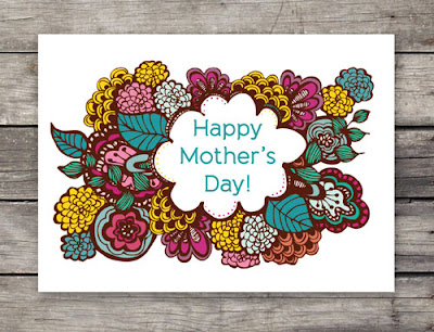 pretty cards for mother's day