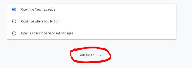 Cara mengganti tempat download Chrome