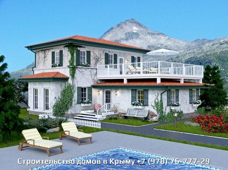 Фото цена домов сип панелей Крым