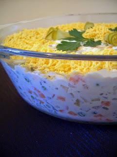 Najsočnija ruska salata