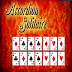 Accordion Solitaire Card Game