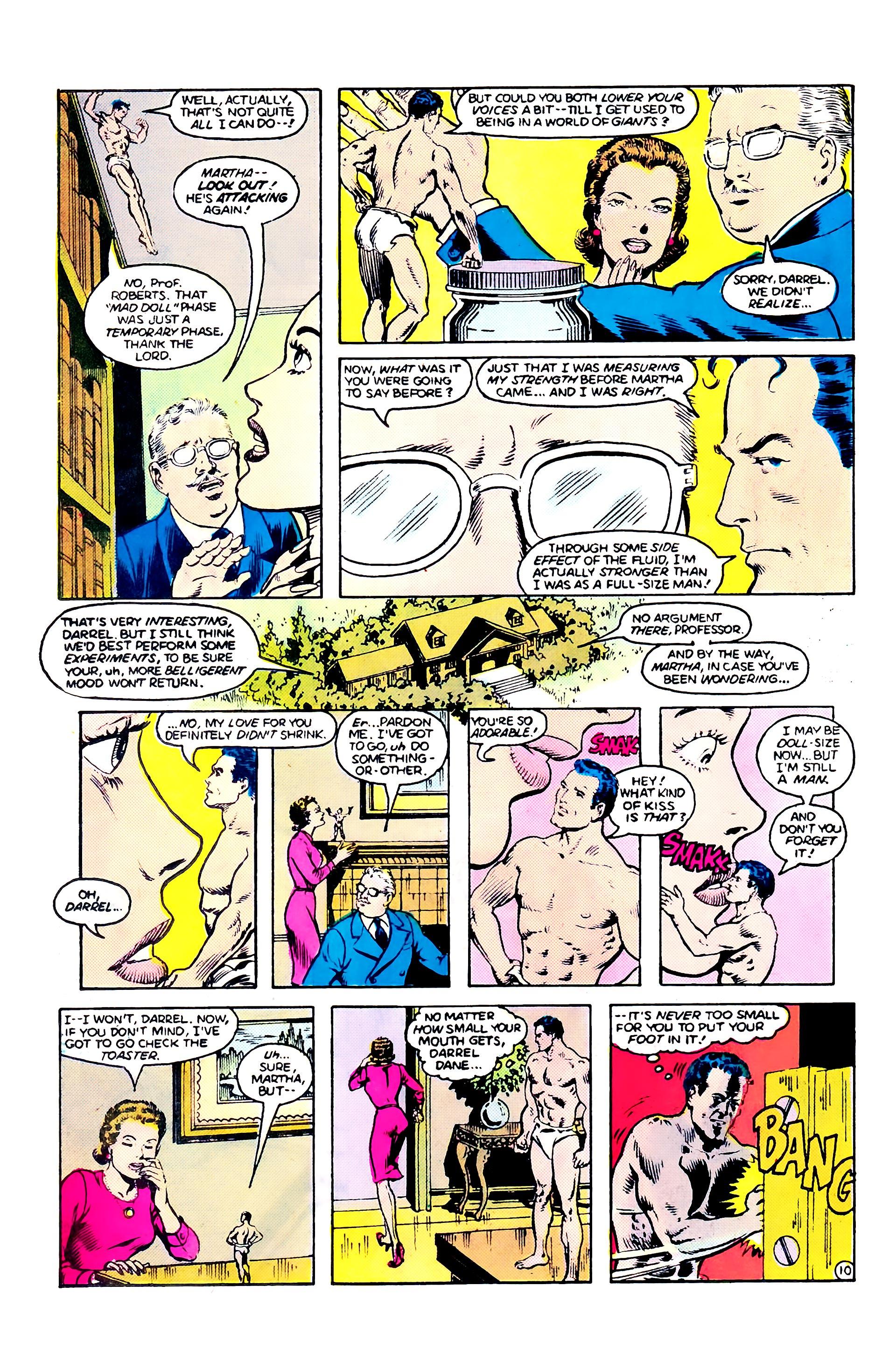 Read online Secret Origins (1986) comic -  Issue #8 - 42
