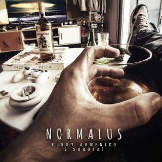 Funky Armenico & Subotai - Normalus (2016)