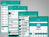 Bbm Mod line messenger For Android