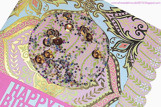 tarjeta-felicitacion-manualidades-brillantina-cumpleaños