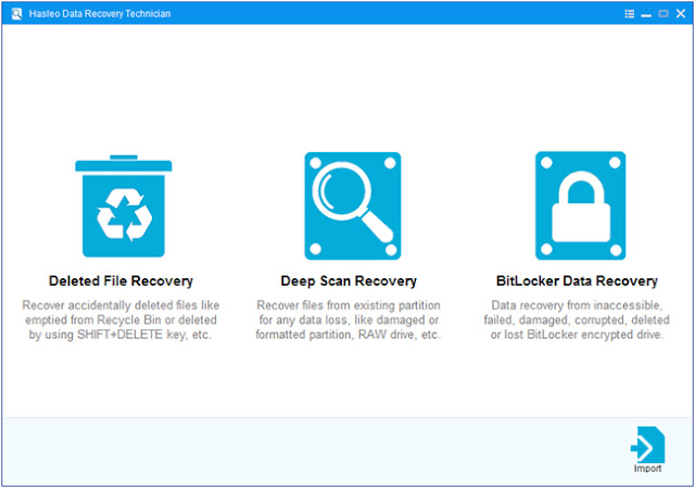 Hasleo Data Recovery 5.0 For PC Windows 10, 7, 8/8.1 Free Download