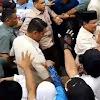 Ribuan Warga Yogyakarta Antusias Sambut Kedatangan Prabowo