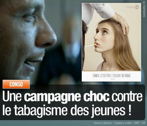 La nouvelle campagne qui accuse l'industrie du tabac