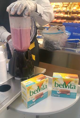 belVita, Smoothie, Fruit