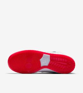 Nike SB Dunk Hi Kevin Bradely sole orlando