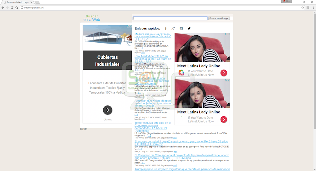Internetportalne.ws (Hijacker)