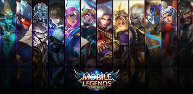 Salah satu game MOBA yang bisa anda mainkan dengan ponsel Android ialah Mobile Legend: Bang Bang.