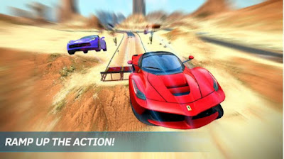 Asphalt Nitro Apk latest Version