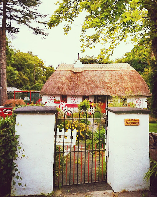 Fairybridge cottage gates