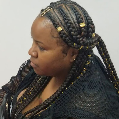 Tribal Braids For African American Women