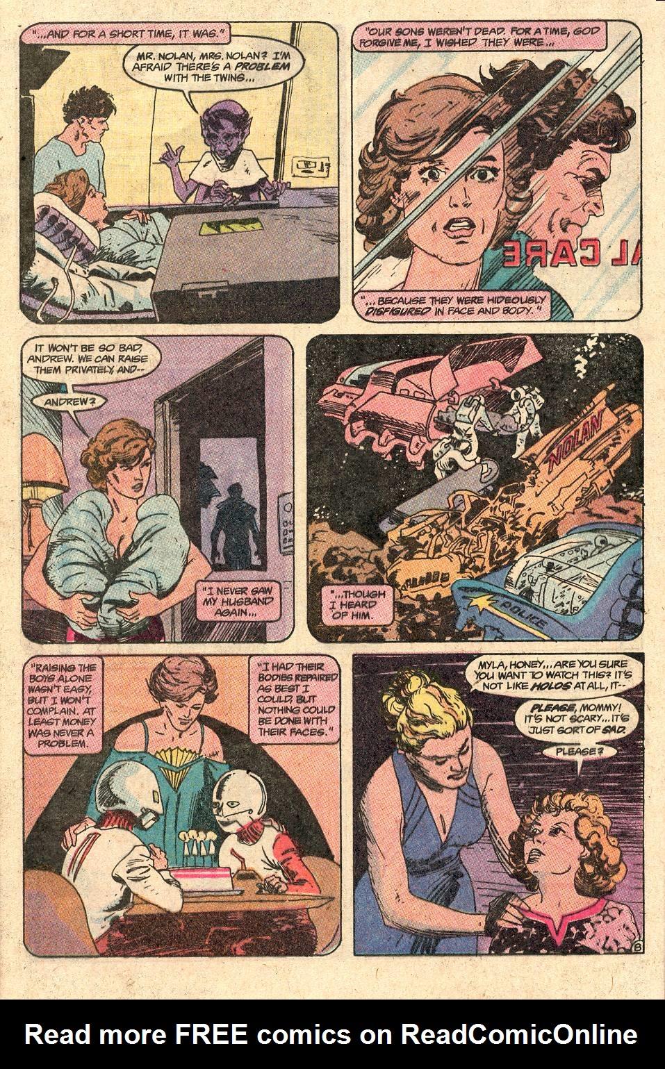 Read online Secret Origins (1986) comic -  Issue #47 - 9