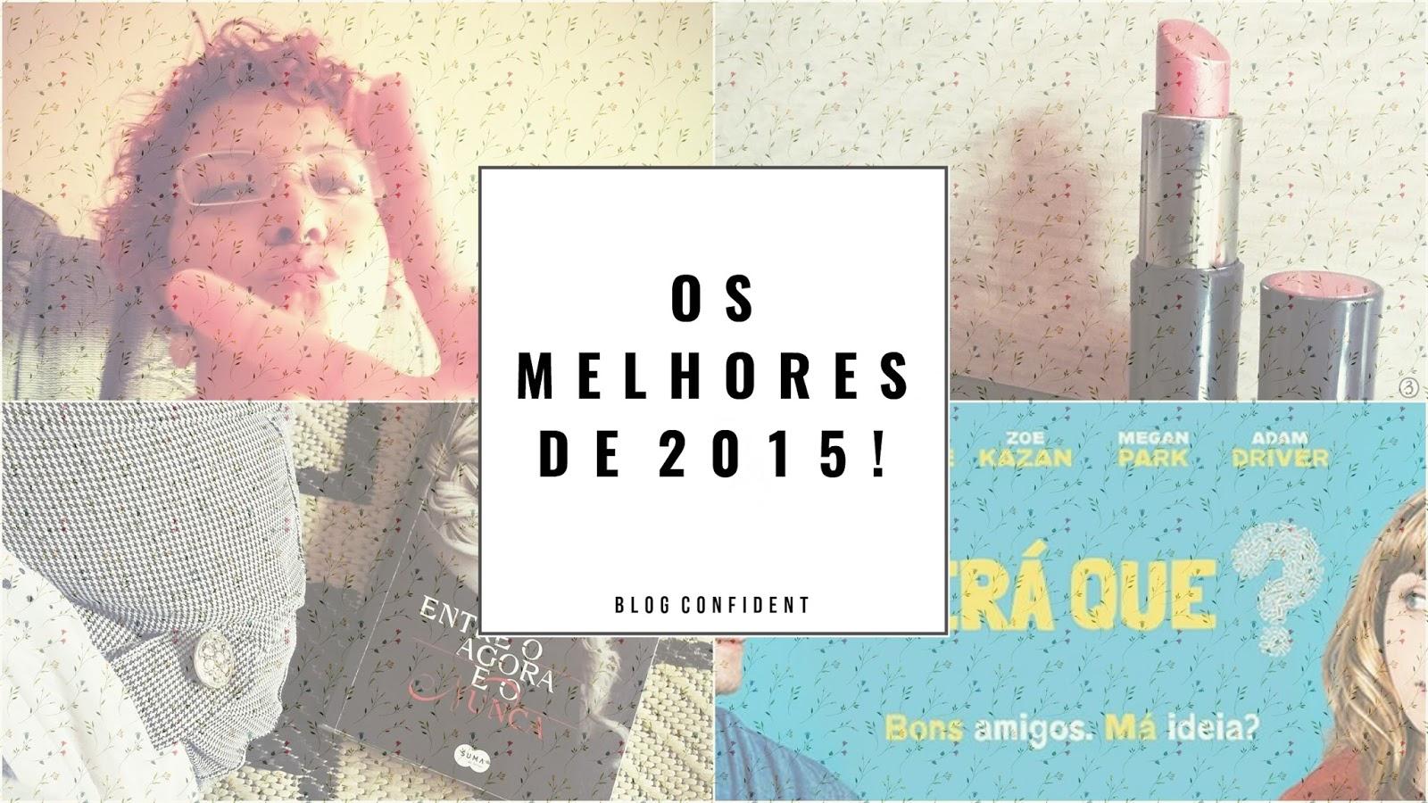 OS MELHORES DE 2015.