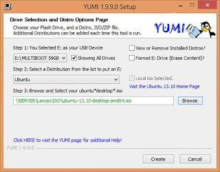 طريقة استخدام برنامج YUMI 2.0.2.0