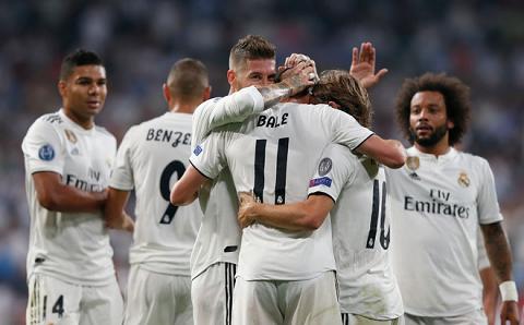 12 Tháng kinh hoàng của Real Madrid