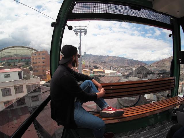 Gondel, La Paz