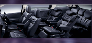 Interior All New Honda Odyssey