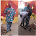 "Pentecostal Pastor Blast Daddyfreeze calls the OAP ""an idiot"" as he gives out his $400 shoe"