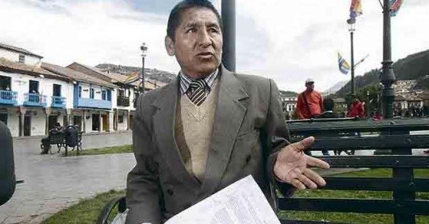 No se levantará huelga mientras no haya solución a nuestras demandas, advierte Ernesto Meza, Secretario general del Sute Regional Cusco