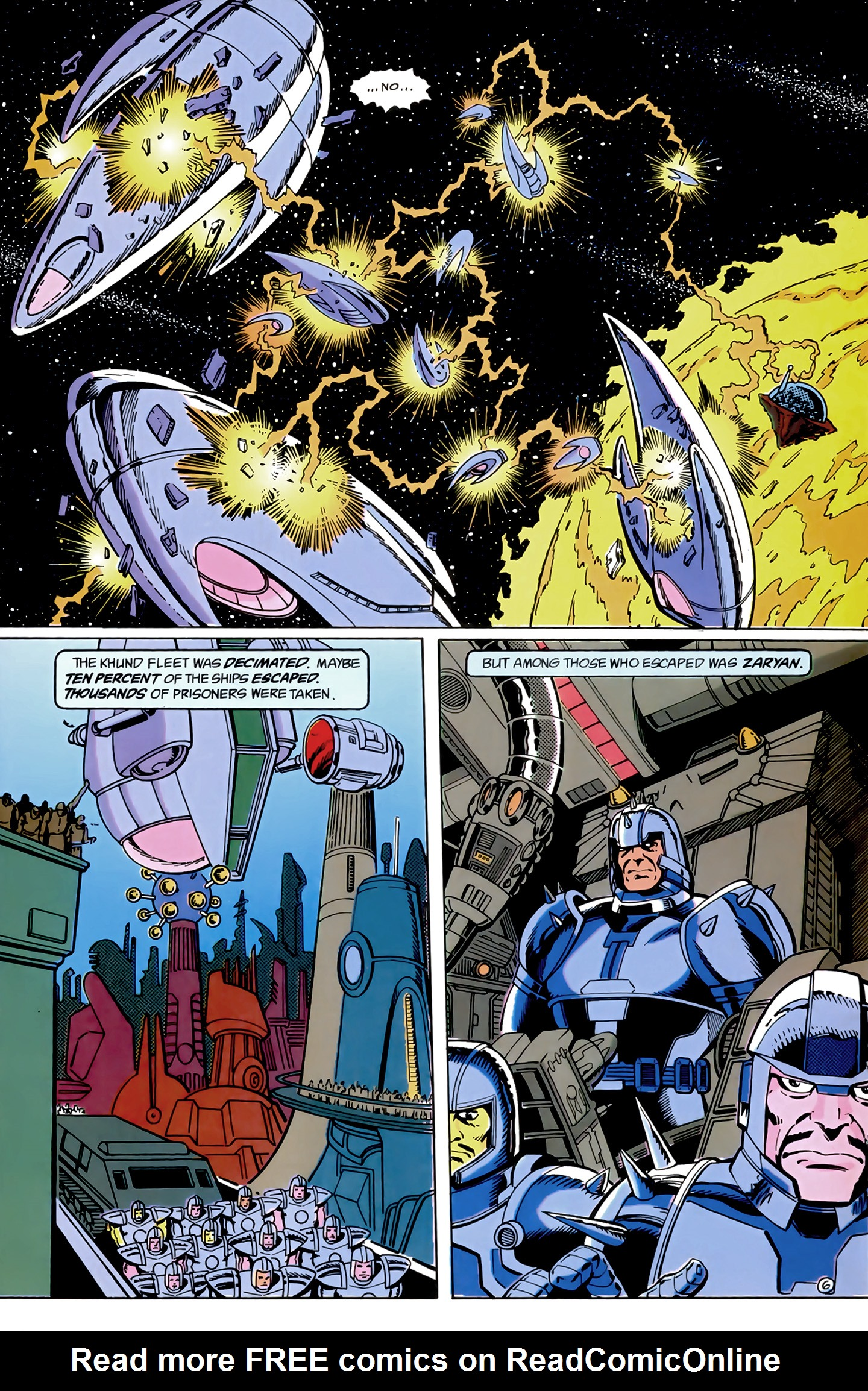 Legion of Super-Heroes (1989) 9 Page 6