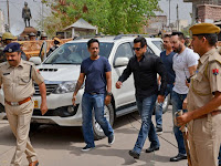 Salman Khan, Bollywood Superstar, Is Convicted of Killing Antelopes