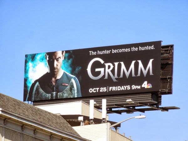 Grimm season 3 billboard