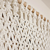 Diy macrame blind
