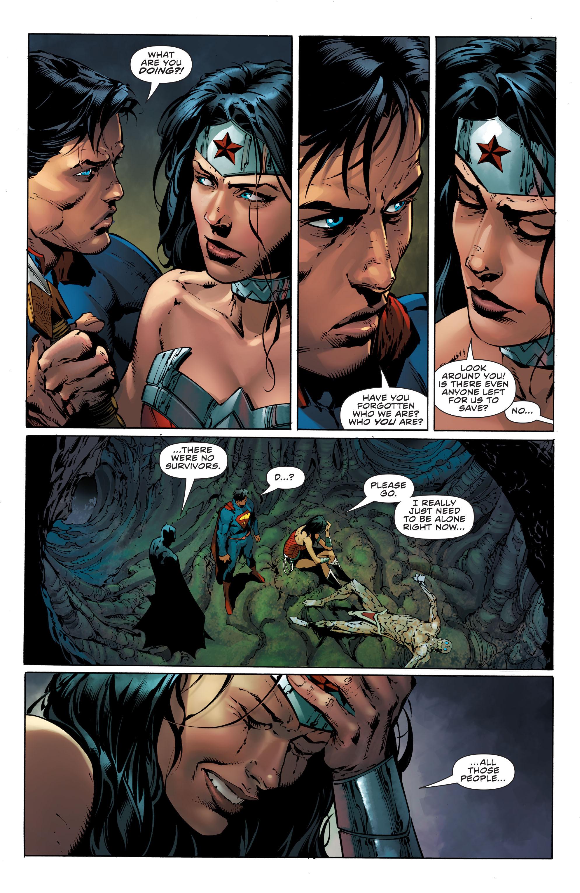Read online Wonder Woman (2011) comic -  Issue #39 - 10
