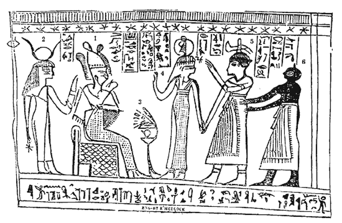 Isis and Maat in Facsimile 3 of the Book of Abraham: A