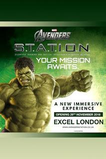 Marvel's Avengers Station - Hulk